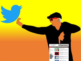 Twitter zu Website